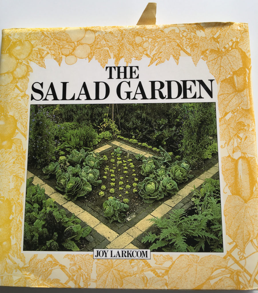 salad garden by joy larkcom