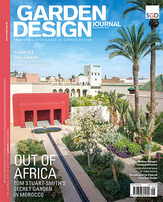 Garden Design Journal cover
