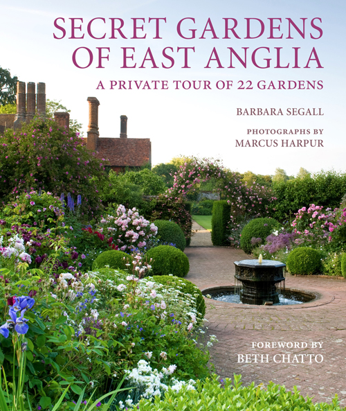 secret gardens of east anglia cover