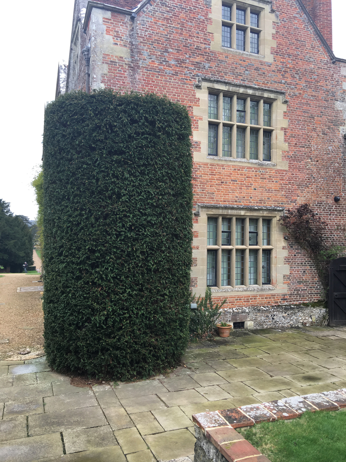 the library at chawton house