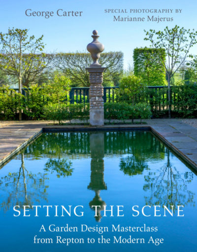 Cover of Setting the Scene by George Carter