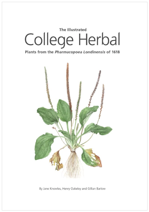 cover of the illustrated college herbal