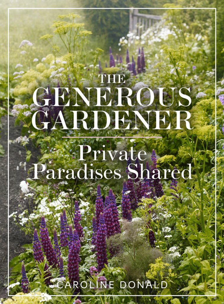 Cover of The Generous Gardener by Caroline DOnald