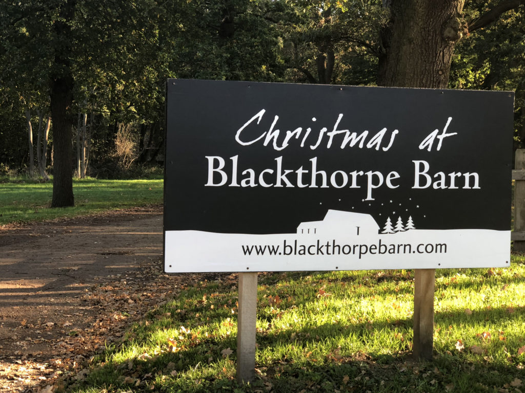 Blackthorpe Barn, near Bury St Edmunds in Suffolk,