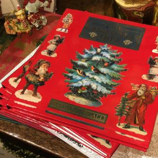 christmas tree book cover